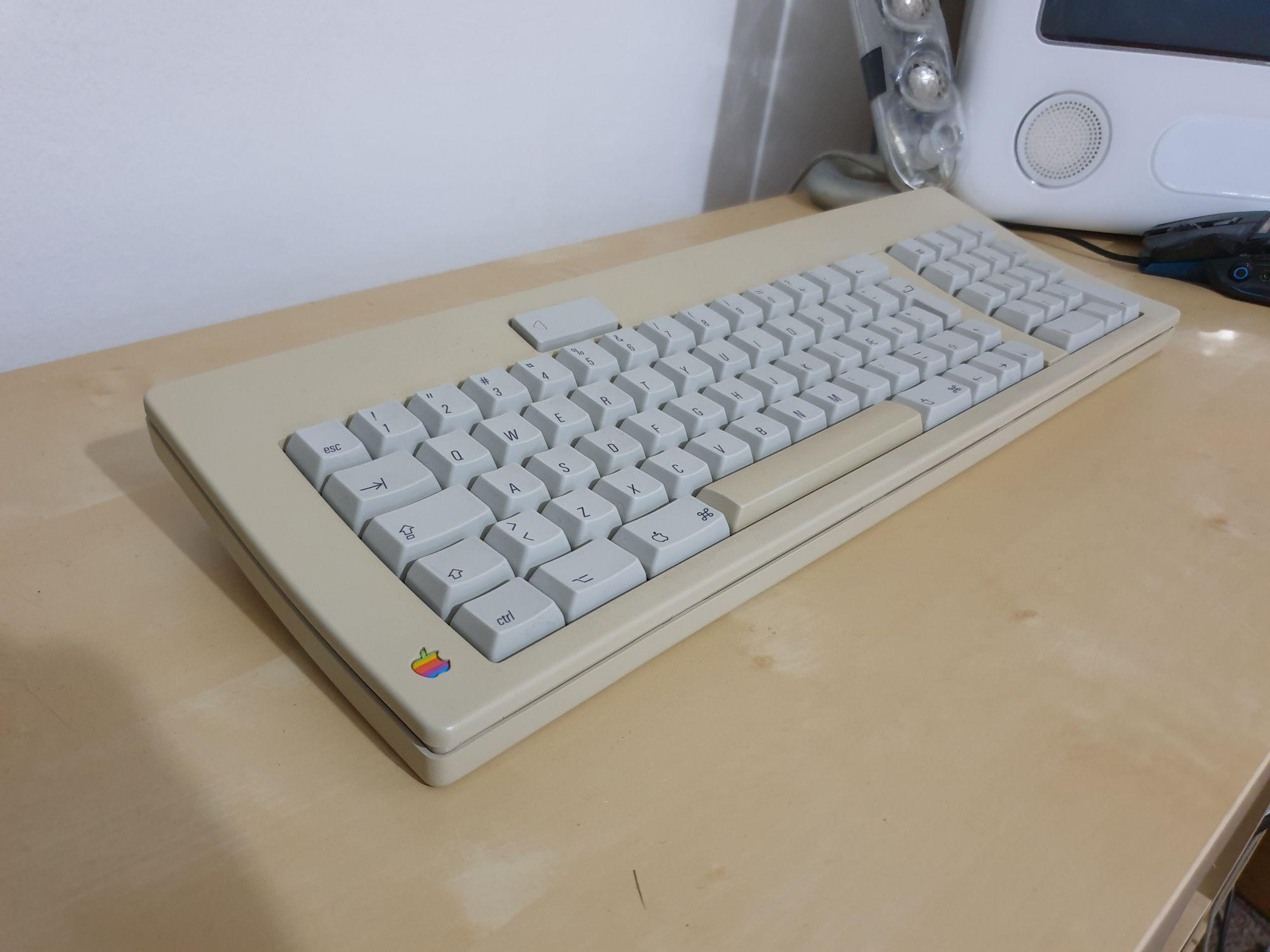 Apple Standard Keyboard (M0118)