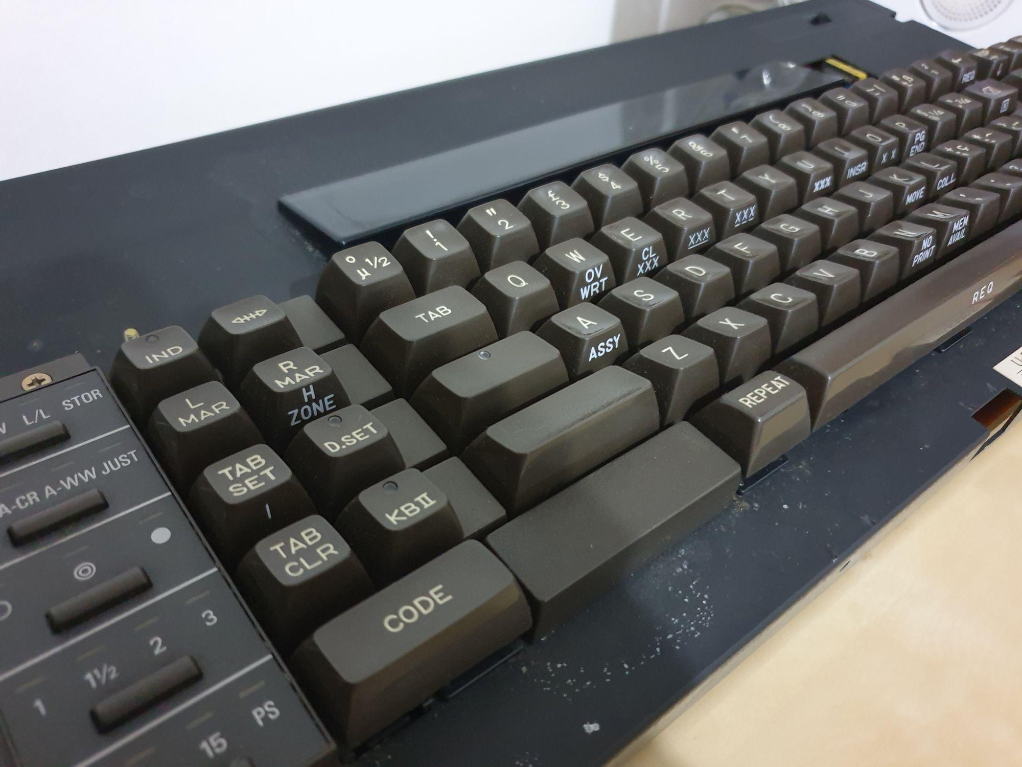 Sharp ZX-510 Keyboard Module (Alps SKFF)