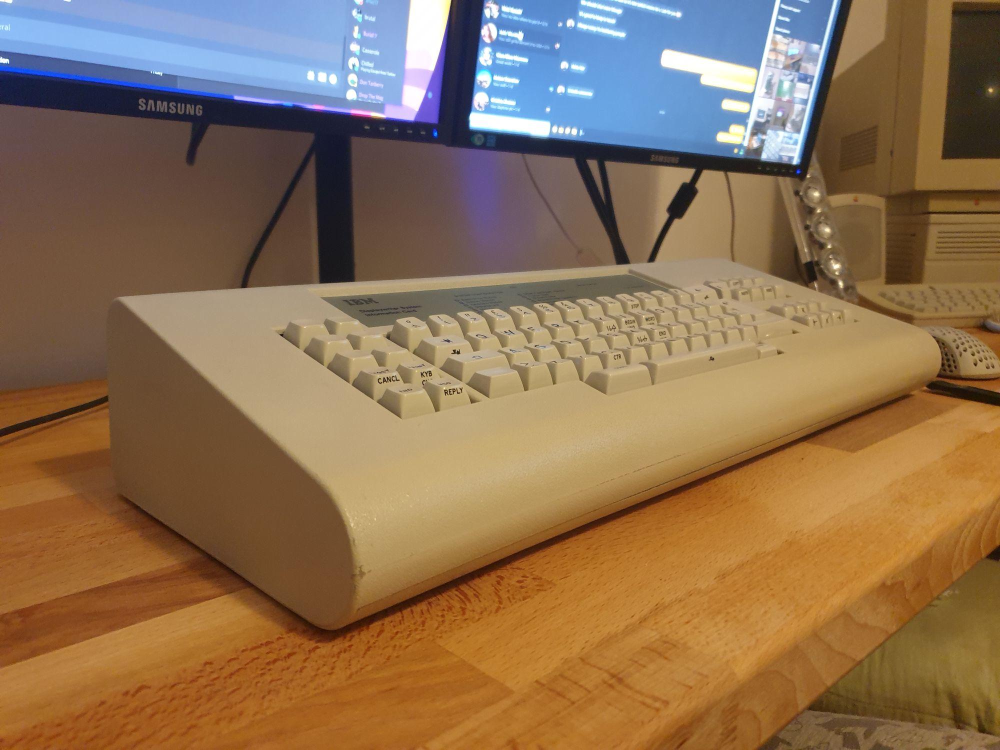 IBM Displaywriter 6580 Keyboard
