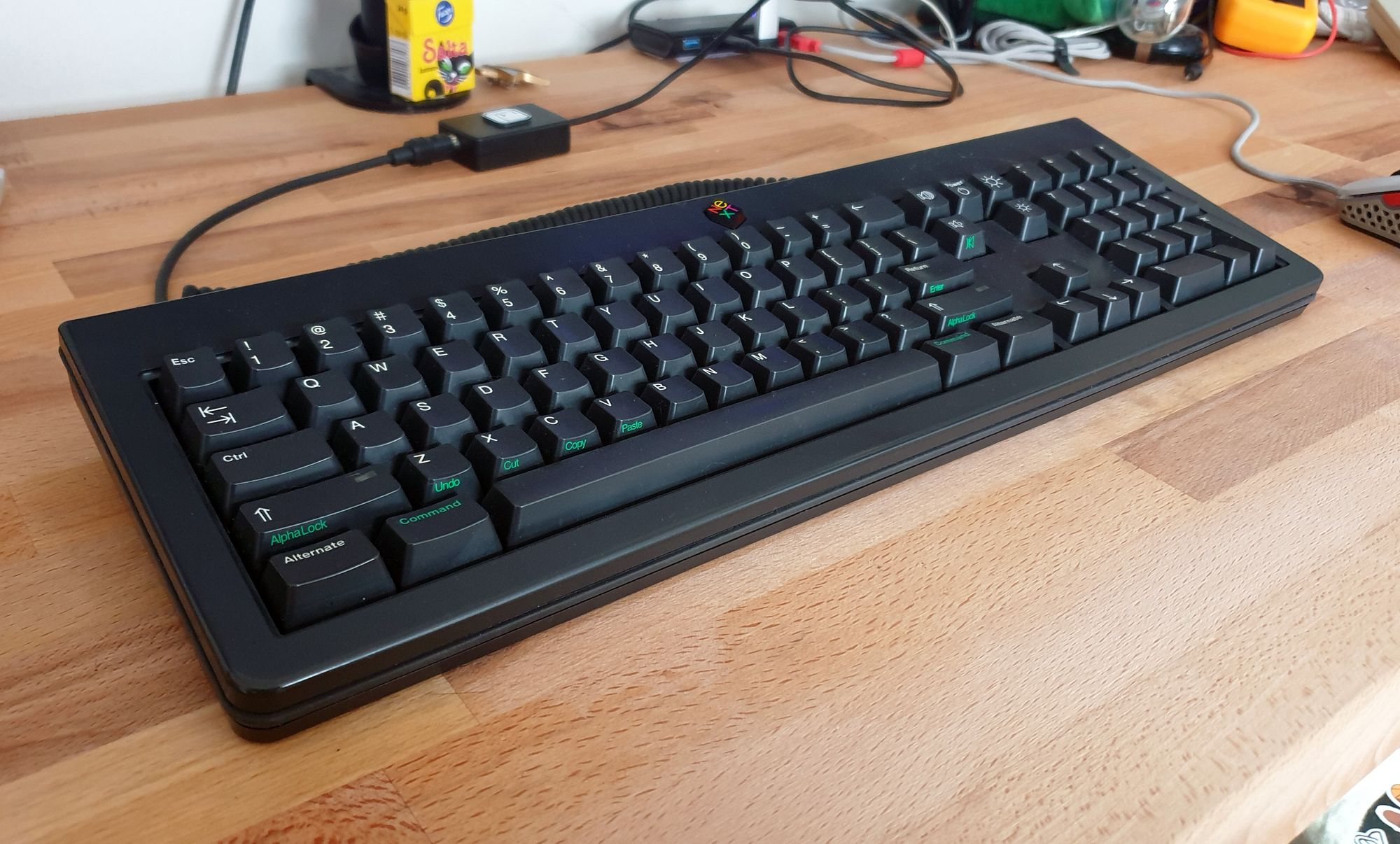 NeXT Non-ADB Keyboard (AAE)